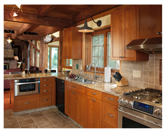 Must Have Elements For A Dream Kitchen: 3 Elements Of A Rustic Kitchen Design