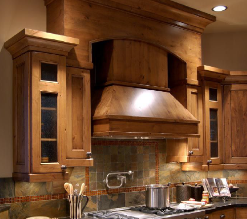 3 Elements Of A Rustic Kitchen Design