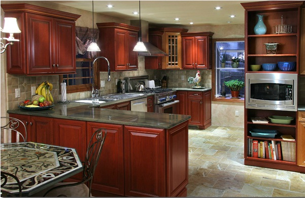 What Is The Best Cherry Kitchen Renovation Ever