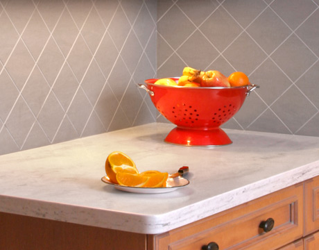 corian private collection countertop
