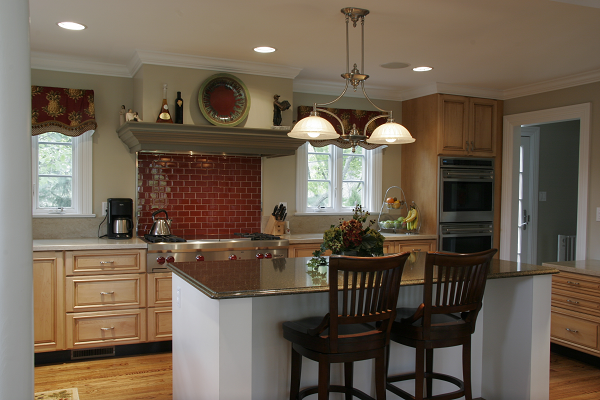 kitchen remodeling after picture