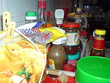ugly kitchen mess