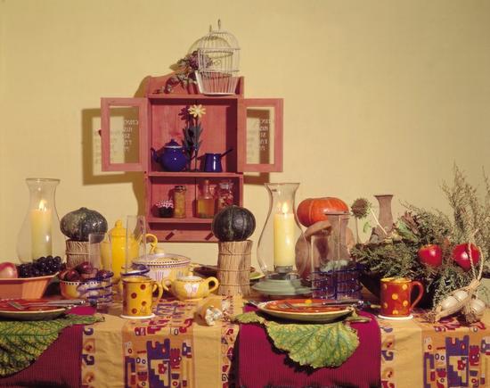 thanksgiving theme kitchen design