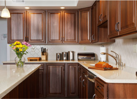 Hygenic Properties of Corian Countertop