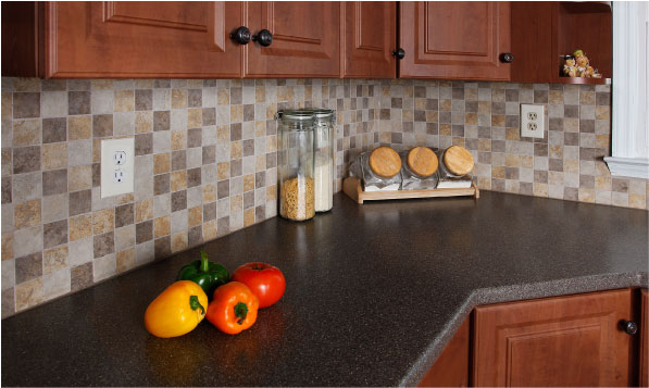 Anti Microbial Solid Surface Kitchen Countertop