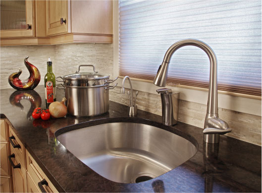 The Best Material For Kitchen Sinks Picking the best kitchen sink for your kitchen before picking out a kitchen sink think about your space and how often your kitchen is used if you cook a lot or have a large family durability and workwithnaturefo