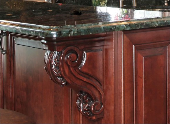 What are the Benefits of Cabinet Edge Molding?