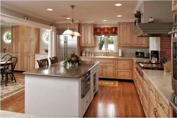 5 Types Of Kitchen Flooring