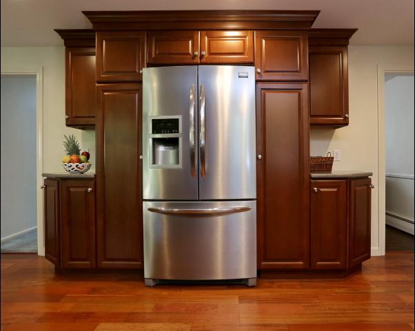 kitchen custom pantry