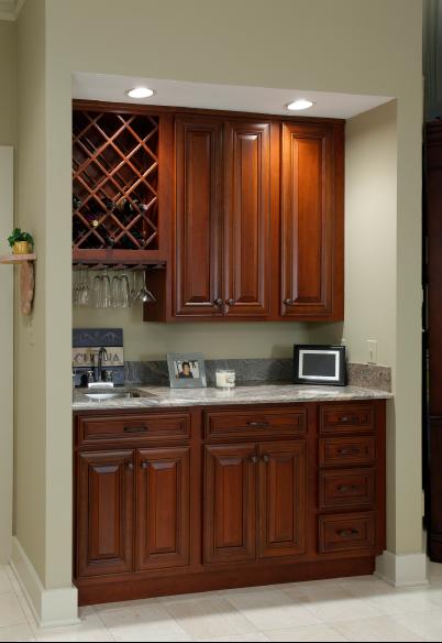 kitchen wine rack