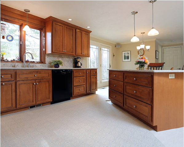 natural cabinet trends