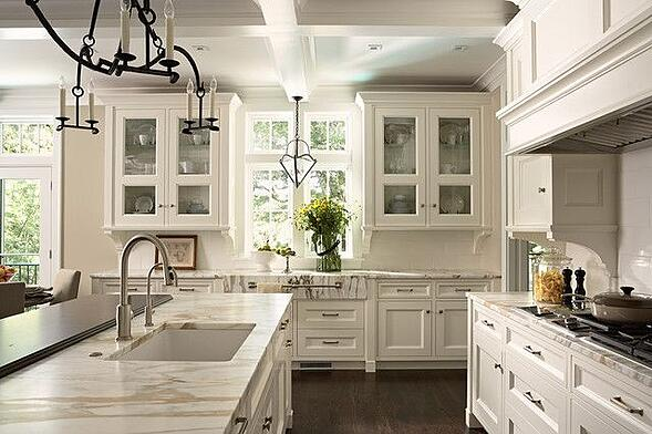 Transitional Style Kitchens