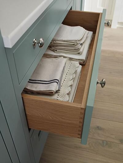 Kitchen Dovetail Drawers