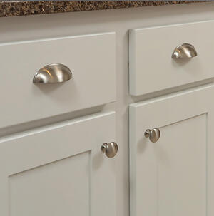 Satin Nickel Cabinet Hardware