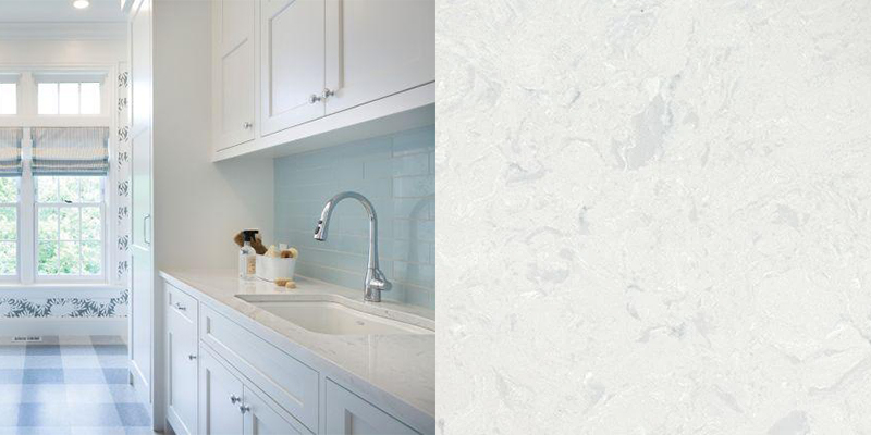 Cambria Quartz Countertop_Weybourne