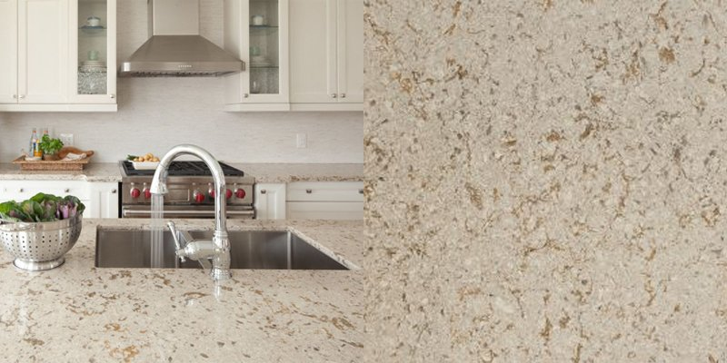 Cambria Quartz Countertop_Windermere