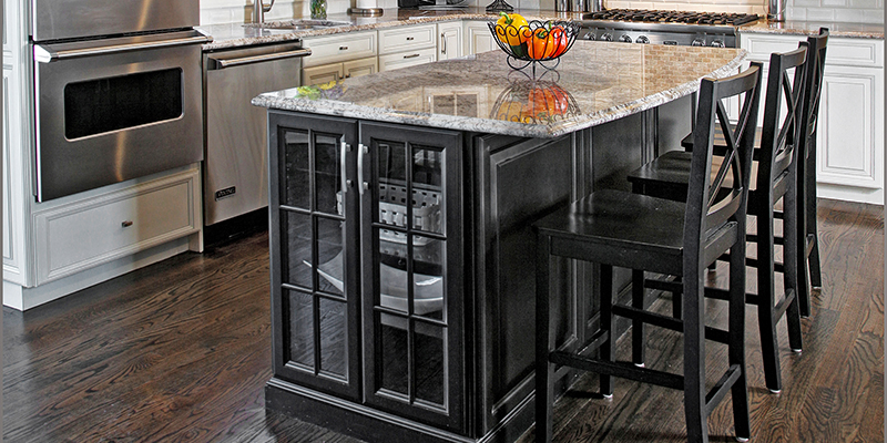 The Kitchen Island Vs The Kitchen Table