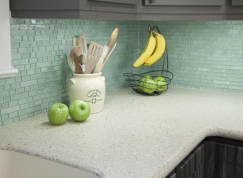 Corian Solid Surface Kitchen Countertop