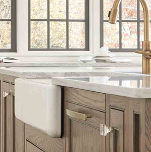 Mixed Kitchen Cabinet Hardware