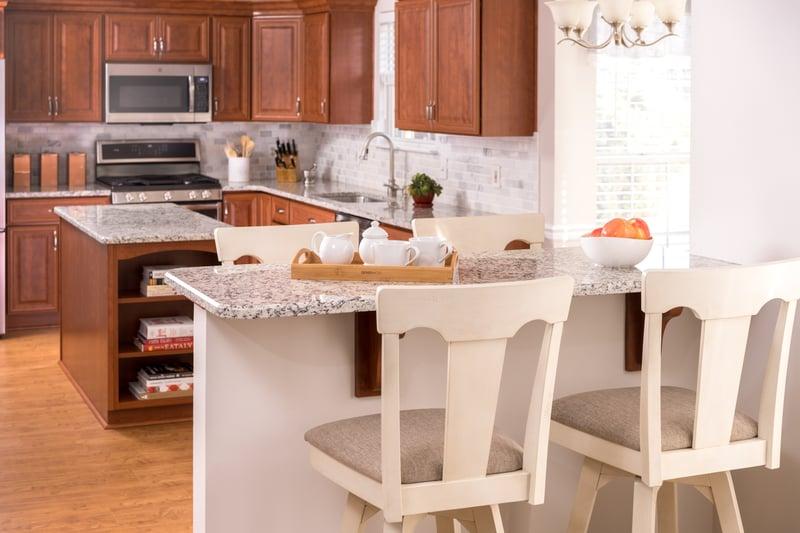 Novak Kitchen with Granite Countertop