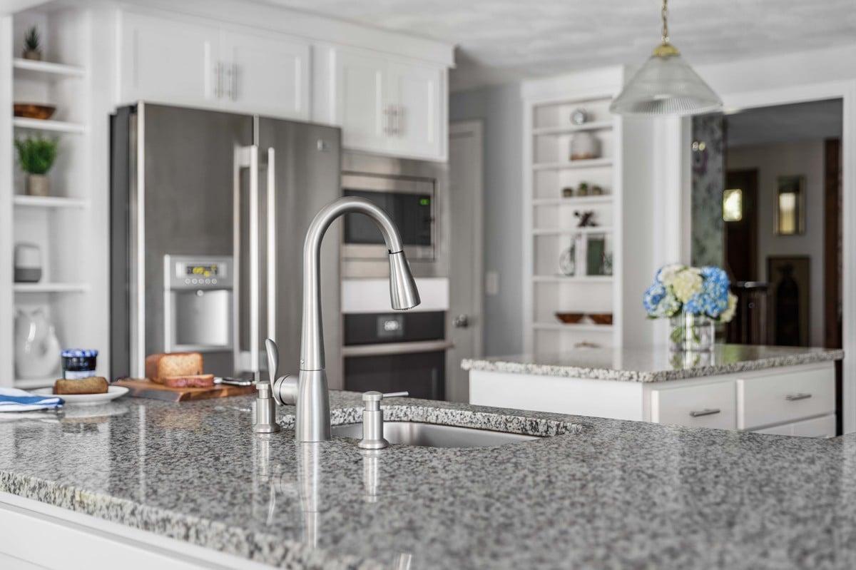 Natural Stone Granite Kitchen Countertops