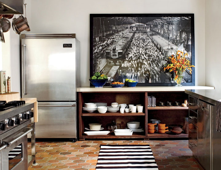 Ellen Pompeo's Kitchen Design