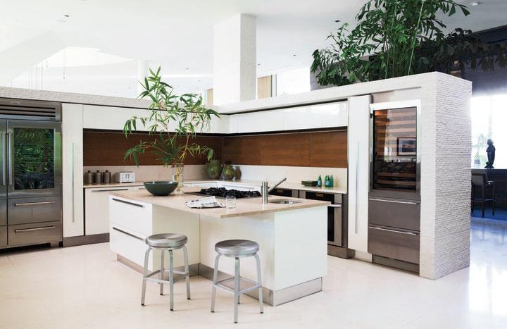 Michael Bay's Kitchen