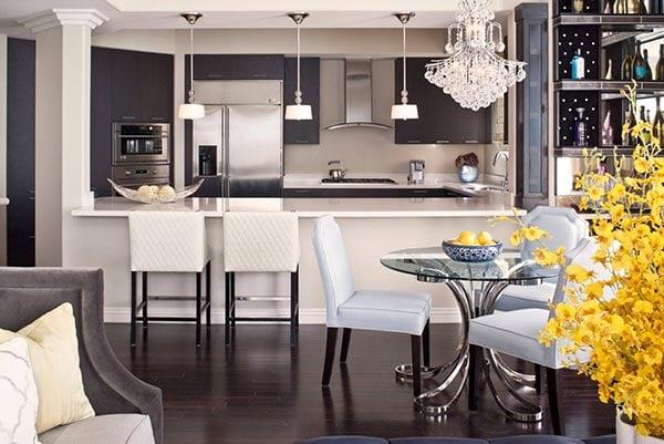 Art Deco Kitchen Design