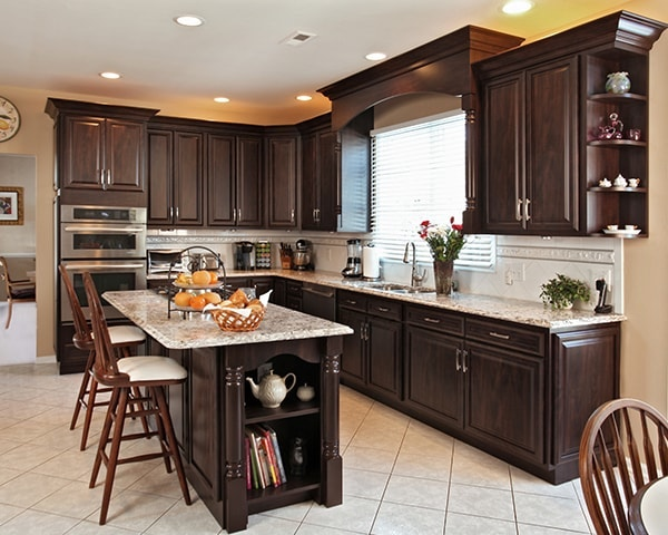 most popular color for kitchen cabinets