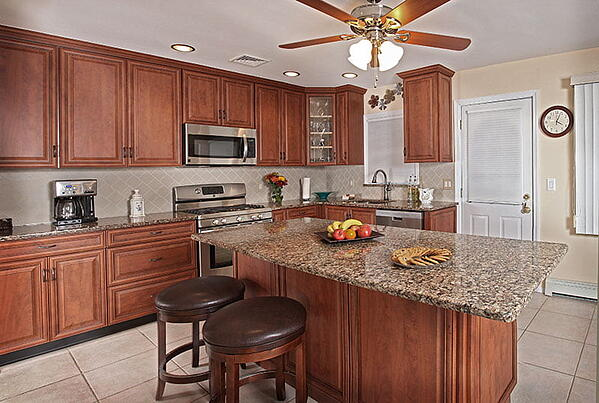 what is the average kitchen size - Average Kitchen Size