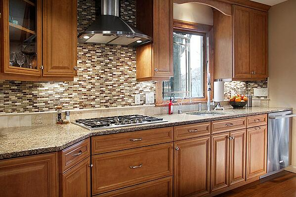Traditional Kitchen with Neutral Colors