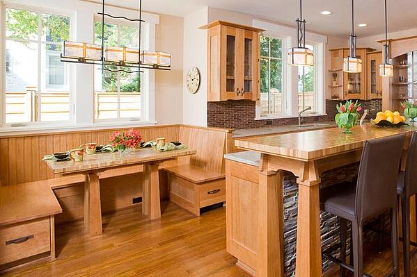 Hide Your Electrical Outlets To Streamline Your Kitchen Design