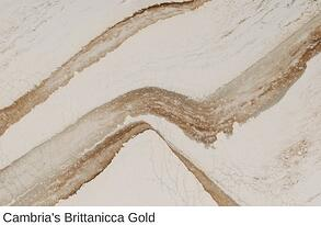 Cambria Design Brittanicca Gold