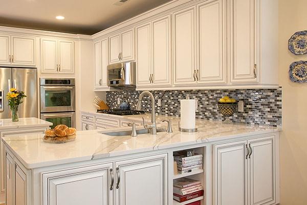 Cambria Quartz Brittanicca Kitchen Countertops