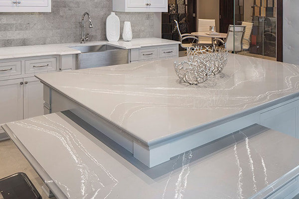 Cambria Quartz Queen Anne Matte Countertop