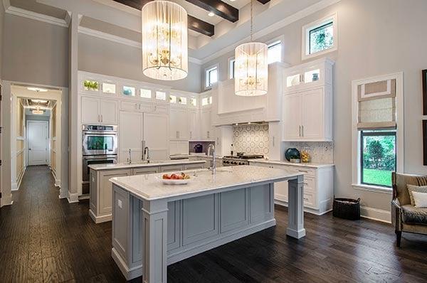 stylish kitchen lighting