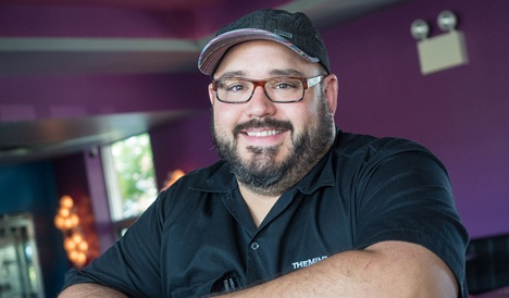 Domenic Lombardo of The Mint Gastropub in Bethlehem Pennsylvania
