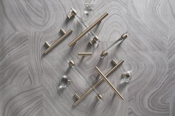 Amerock Glacio Cabinet Hardware Collection