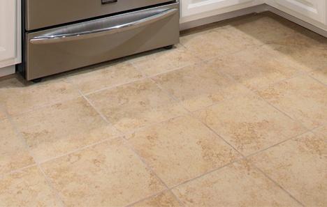 Clean Kitchen Tile Grout