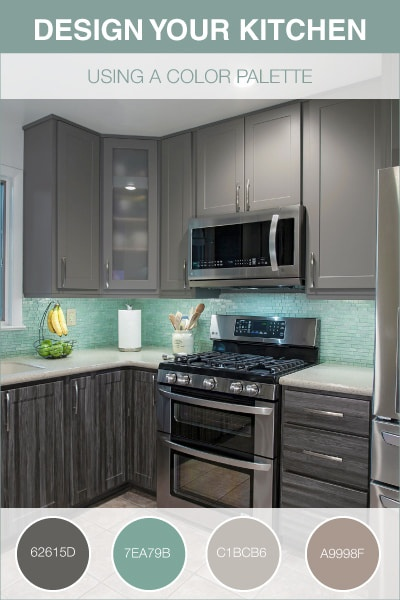 Kitchen Design Color Palette