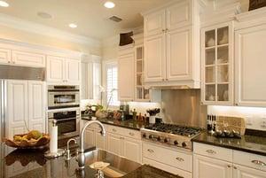 concealed kitchen range hood