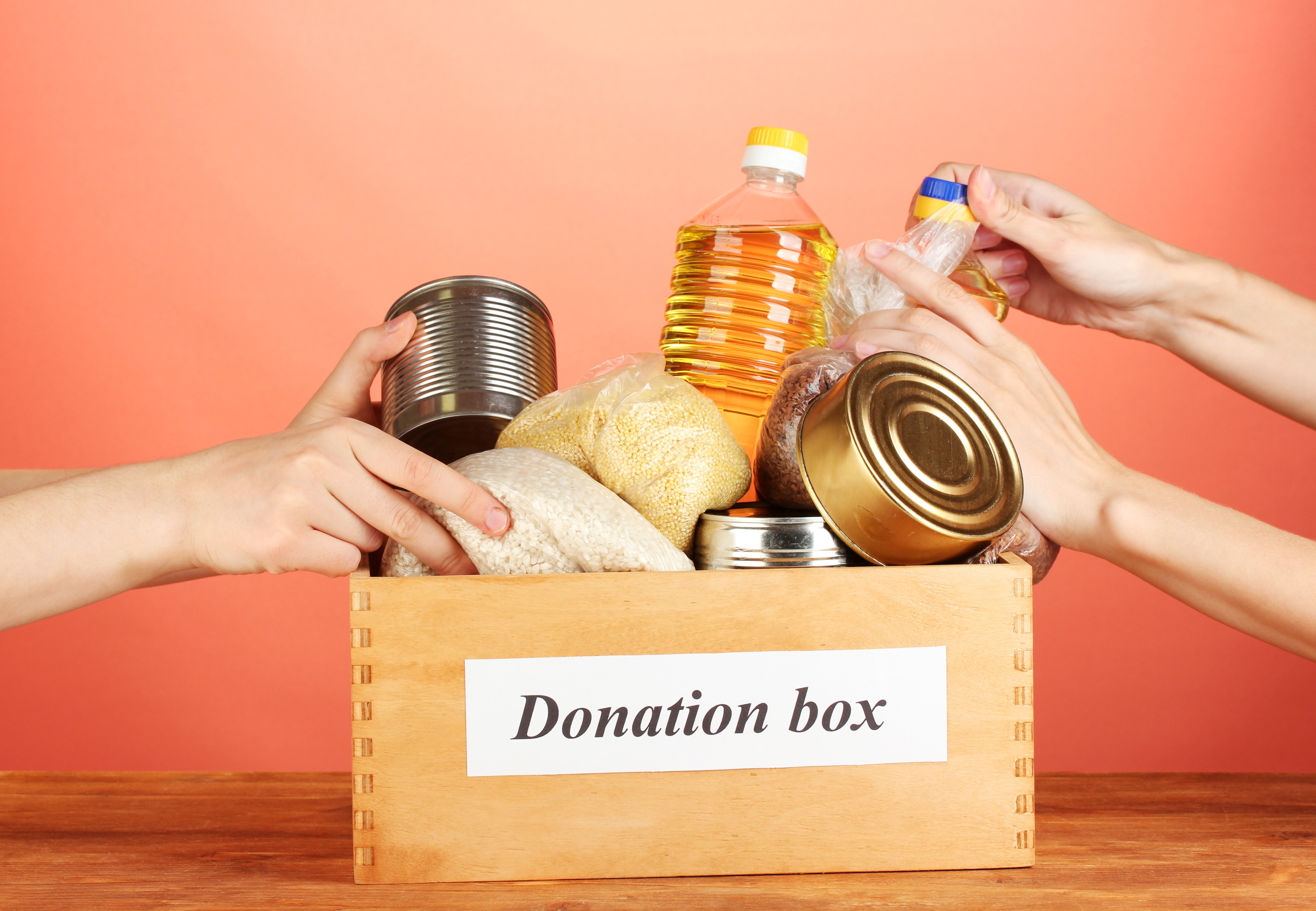 Donate Rarely Used Items