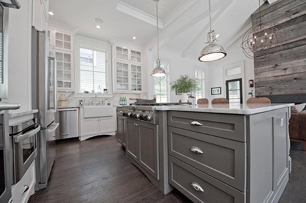 energy efficient kitchen design