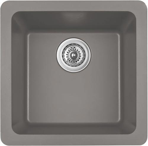 grey quartz kitchen sink
