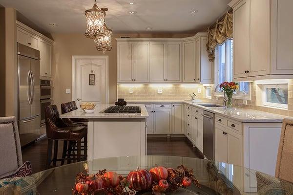 Thanksgiving Kitchen Space