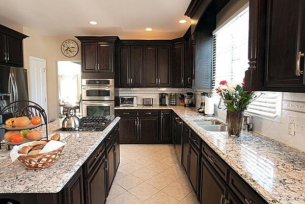 How to Match Your Countertops, Cabinets & Floor