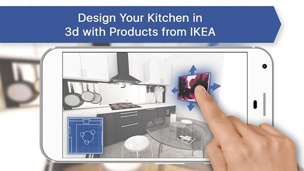 IKEA app for Kitchen Design Ideas