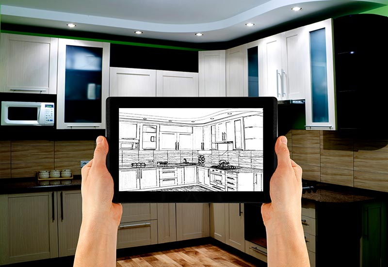kitchen design apps