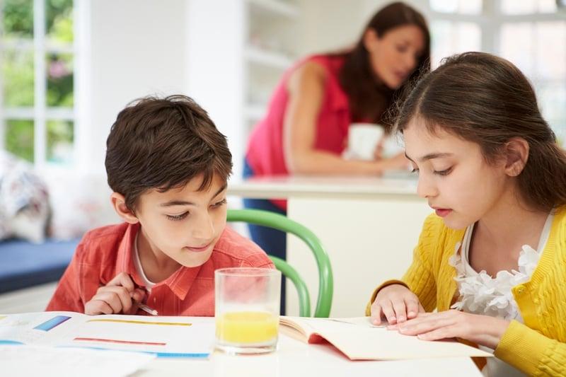 kitchen-homework-space-kids