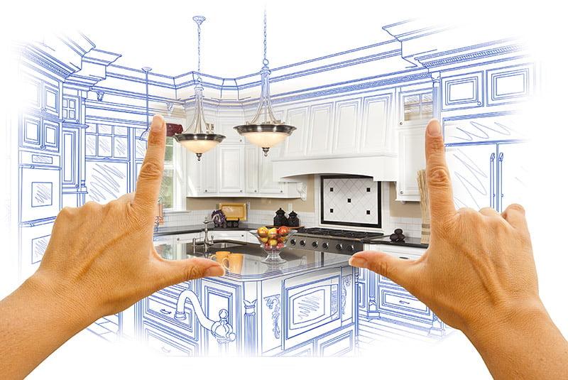 Kitchen Design by a Kitchen Specialist